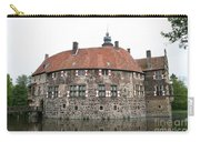 Moated Castle Vischering Carry-all Pouch