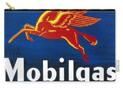 Mobil Advertisement, 1935 Carry-all Pouch