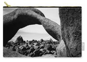 Mobius Arch View Alabama Hills Carry-all Pouch