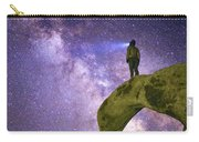 Mobius Milky Way Carry-all Pouch