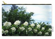 Mock Orange Blossoms Carry-all Pouch