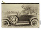 Model A Ford Roadster Carry-all Pouch