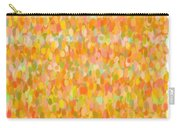 Modern Abstract Pointilist Color Combination 1 Carry-all Pouch