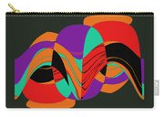 Modern Art 2 Carry-all Pouch