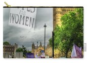 Modern Day Suffrage Carry-all Pouch