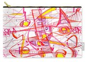 Modern Drawing Eighty-three Carry-all Pouch