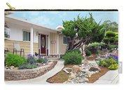 Modern Suburban House Hayward California 26 Carry-all Pouch