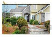 Modern Suburban House Hayward California 32 Carry-all Pouch