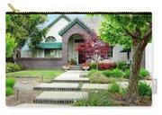 Modern Suburban House Hayward California 33 Carry-all Pouch
