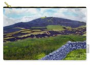 Moel Famau Hill Painting Carry-all Pouch
