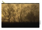 Morning Fog, #2, Smoky Mountains, Tennessee Carry-all Pouch