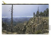 Mogollon Rim Under The Clouds Carry-all Pouch