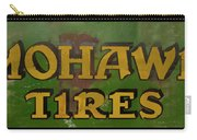Mohawk Tires Antique Sign Carry-all Pouch