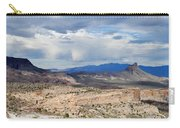Mojave Desert Route 66 Carry-all Pouch