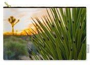 Mojave Yucca At Sunrise Photograph By Joan Wallner
