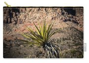 Mojave Yucca Carry-all Pouch