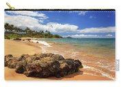 Mokapu Beach Maui Carry-all Pouch