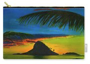 Mokolii Sunset #80  Carry-all Pouch