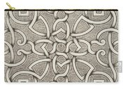 Mollet Design For A Parterre Carry-all Pouch