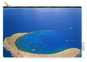 Molokini Crater Carry-all Pouch
