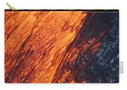 Molten Pahoehoe Lava Carry-all Pouch