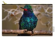 Molting Hummingbird Carry-all Pouch