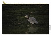 Moment Of The Heron Carry-all Pouch