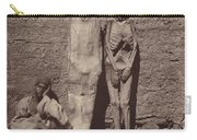 Momies Egyptiennes (egyptian Mummies) Carry-all Pouch