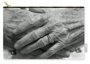 Mommas Hands Carry-all Pouch