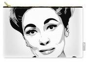 Mommie Dearest - Clean Up This Mess - Pop Art Carry-all Pouch