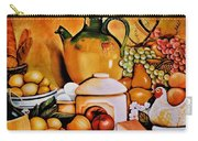 Mom's Kitchen Carry-all Pouch by Dalgis Edelson