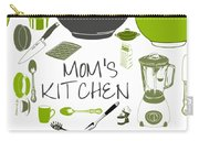 Moms Retro Kitchen Cookware Carry-all Pouch