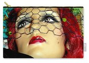 Mona In Mourning Carry-all Pouch