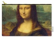 Mona Lisa 1503-1517 Carry-all Pouch