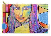 Mona Lisa - Jeremy Style Carry-all Pouch