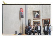 Mona Lisa, Louvre Museum, Paris Carry-all Pouch
