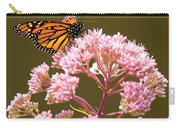 Monarch Butterfly 5 Carry-all Pouch