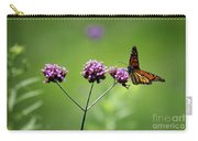Monarch Butterfly Balanced 2017 Carry-all Pouch