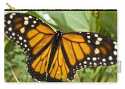 Monarch Butterfly II Carry-all Pouch