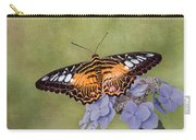 Clipper Butterfly Carry-all Pouch