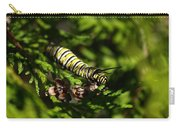 Monarch Caterpillar Carry-all Pouch