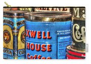 Monarch Maxwell House 761 Carry-all Pouch