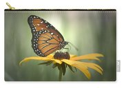 Monarch On A Black Eyed Susan Carry-all Pouch