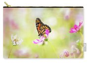 Monarch On Cosmos Carry-all Pouch