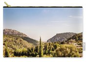 Monastery At Valldemossa View 2..... Carry-all Pouch