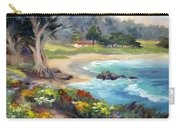 Monastery Beach, Carmel Carry-all Pouch