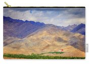 Monastery In The Mountains Carry-all Pouch