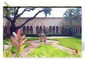Monastery Of St. Bernard De Clairvaux Garden Carry-all Pouch