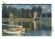 Monet: Argenteuil Carry-all Pouch