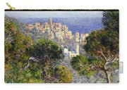 Monet: Bordighera, 1884 Carry-all Pouch
